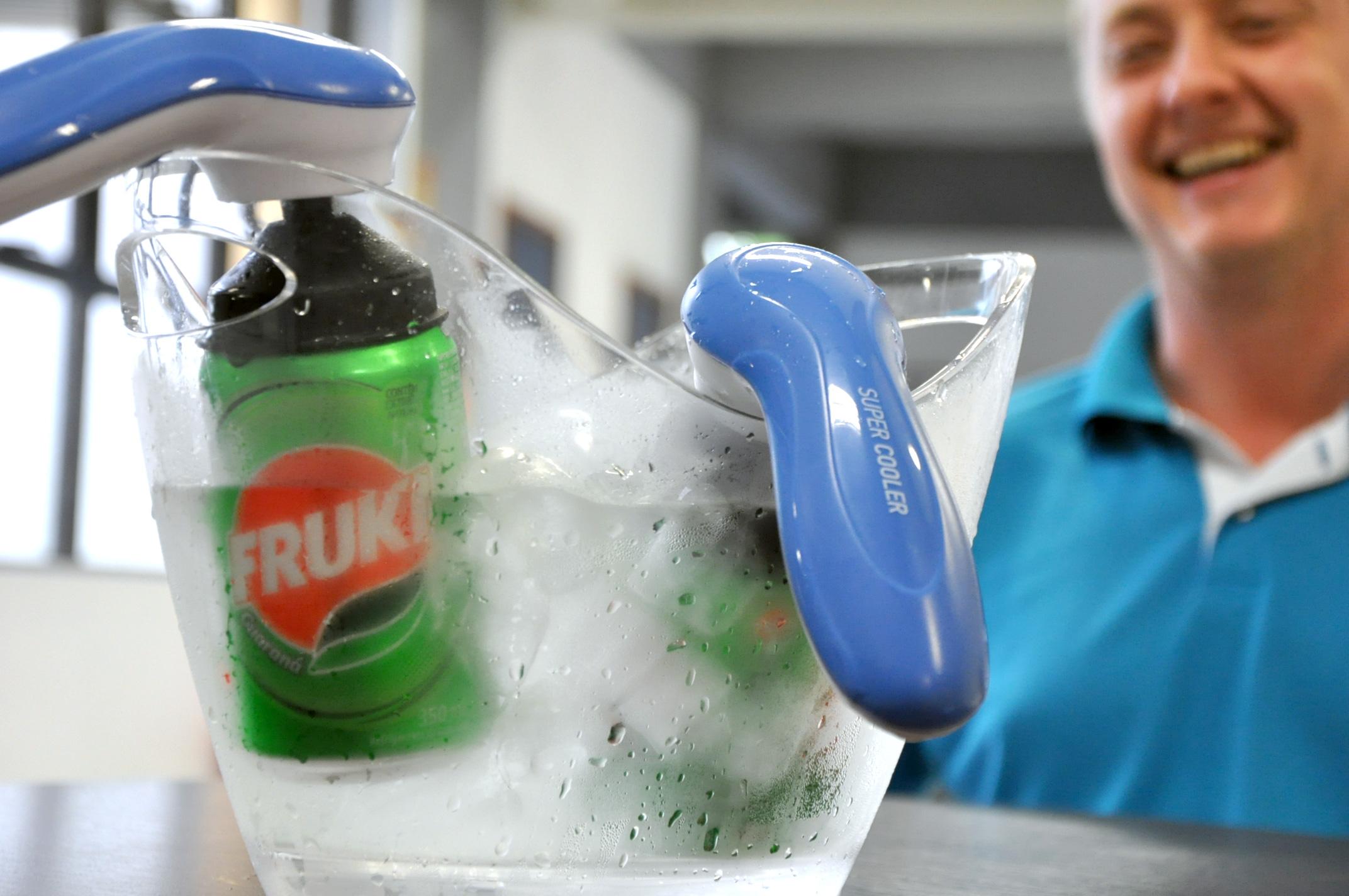 SuperCooler refrigerante