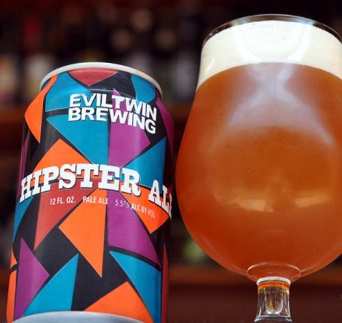 Evil Twin Hipster Ale – É bonita, gostosa e agrada a qualquer um