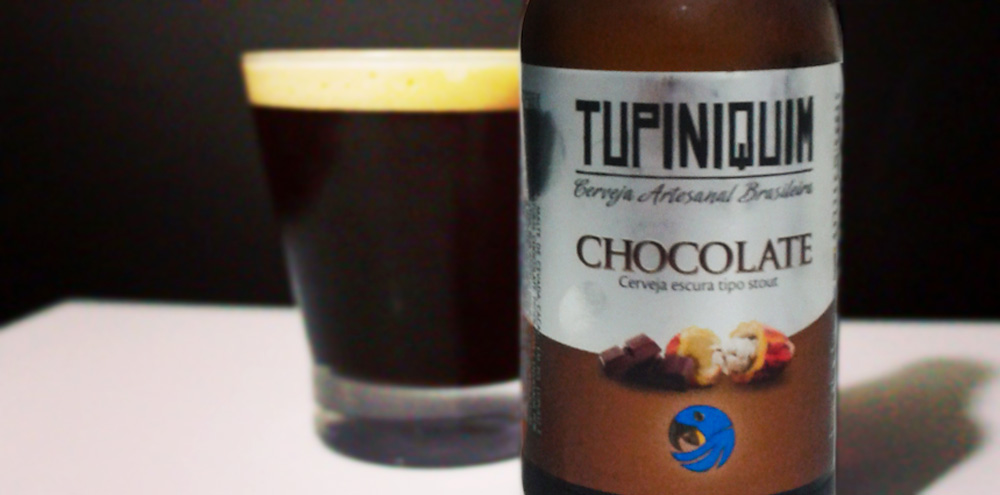 Chocolate Sweet Stout: O tiro certeiro da Tupiniquim